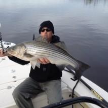 Hot Winter Fishing